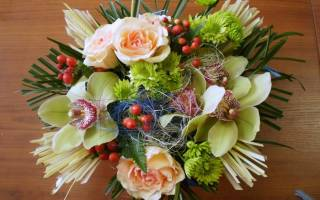 Цветы для составления композиций